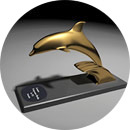 Gold Dolphin