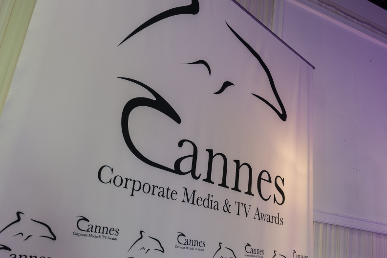 1 Cannes Corporate Media And TV Awards 15-10-2015 Photo by Benjamin MAXANT