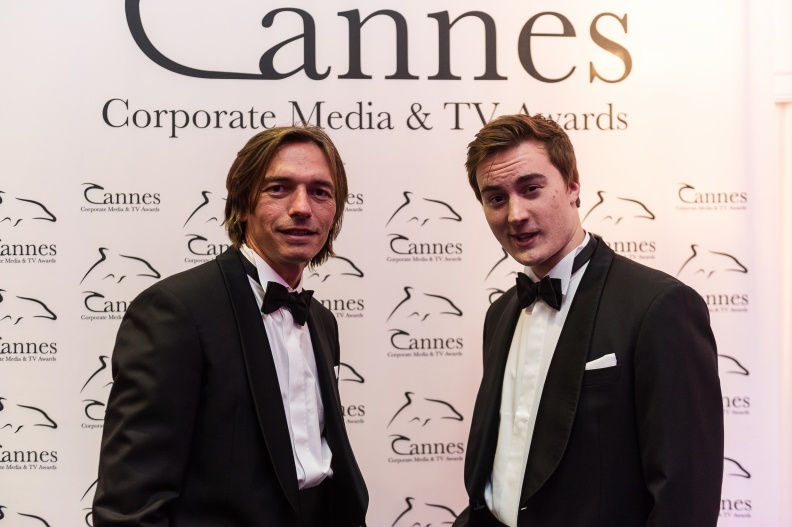 15 Cannes Corporate Media And TV Awards 15-10-2015 Photo by Benjamin MAXANT