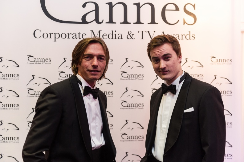 16 Cannes Corporate Media And TV Awards 15-10-2015 Photo by Benjamin MAXANT