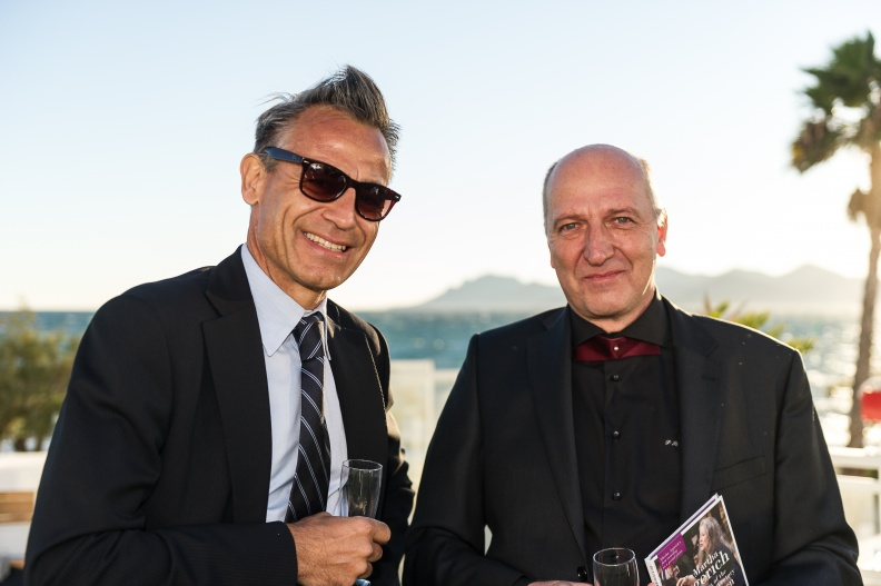 14 Cannes Corporate Media And TV Awards 15-10-2015 Photo by Benjamin MAXANT