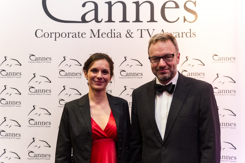 18 Cannes Corporate Media And TV Awards 15-10-2015 Photo by Benjamin MAXANT
