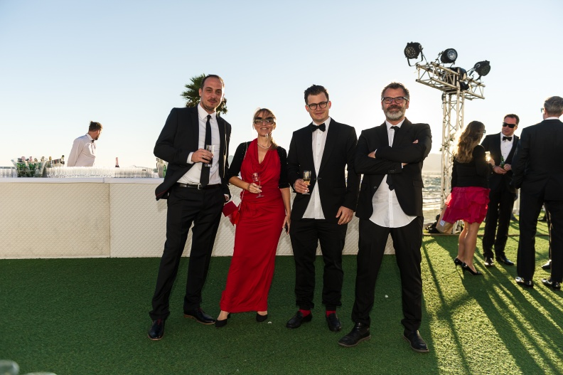 20 Cannes Corporate Media And TV Awards 15-10-2015 Photo by Benjamin MAXANT
