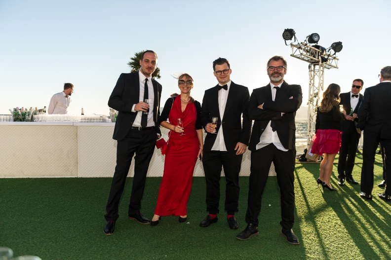 21 Cannes Corporate Media And TV Awards 15-10-2015 Photo by Benjamin MAXANT