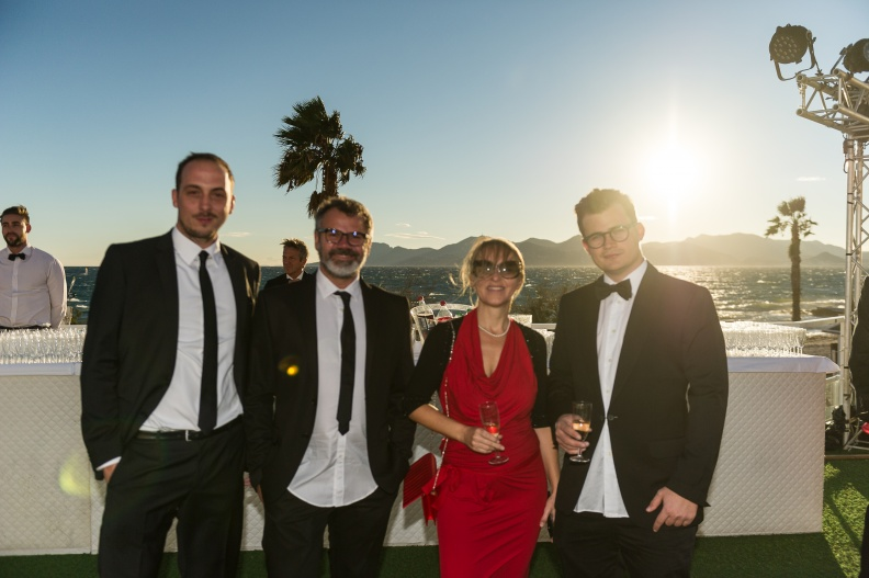 22 Cannes Corporate Media And TV Awards 15-10-2015 Photo by Benjamin MAXANT