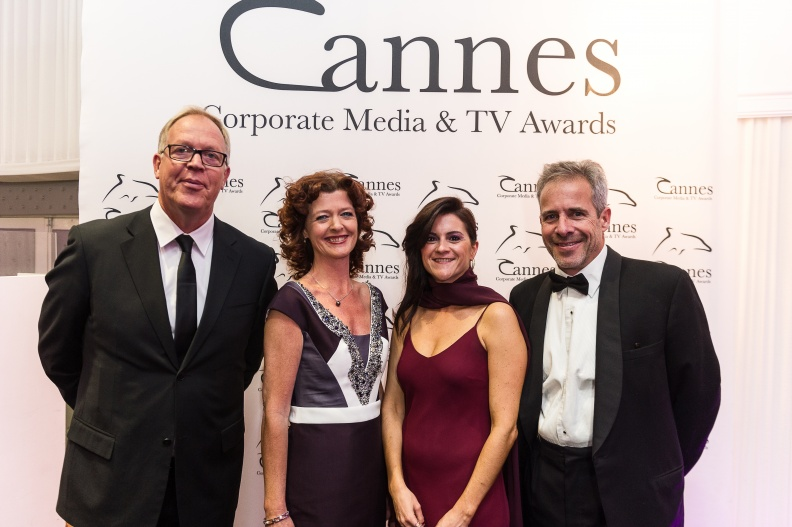 23 Cannes Corporate Media And TV Awards 15-10-2015 Photo by Benjamin MAXANT
