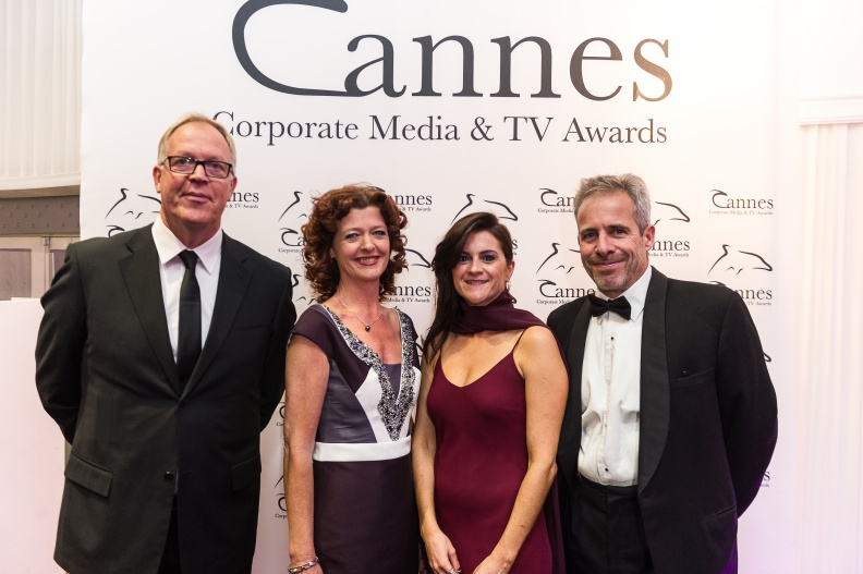 24 Cannes Corporate Media And TV Awards 15-10-2015 Photo by Benjamin MAXANT