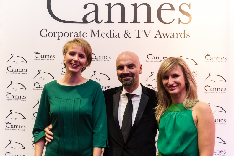 26 Cannes Corporate Media And TV Awards 15-10-2015 Photo by Benjamin MAXANT