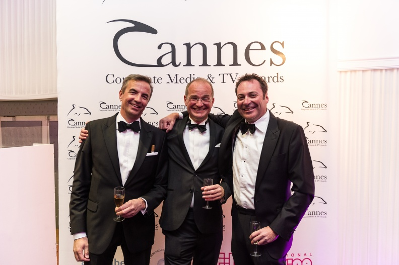 27 Cannes Corporate Media And TV Awards 15-10-2015 Photo by Benjamin MAXANT