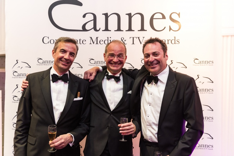 28 Cannes Corporate Media And TV Awards 15-10-2015 Photo by Benjamin MAXANT