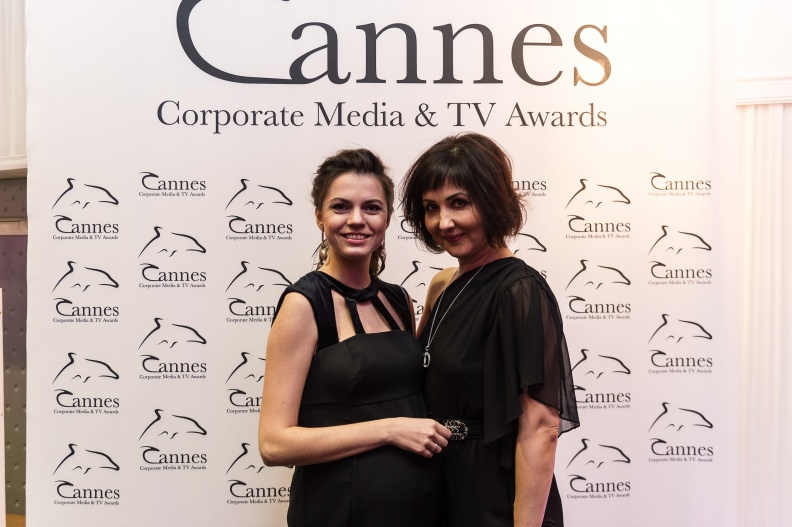 30 Cannes Corporate Media And TV Awards 15-10-2015 Photo by Benjamin MAXANT