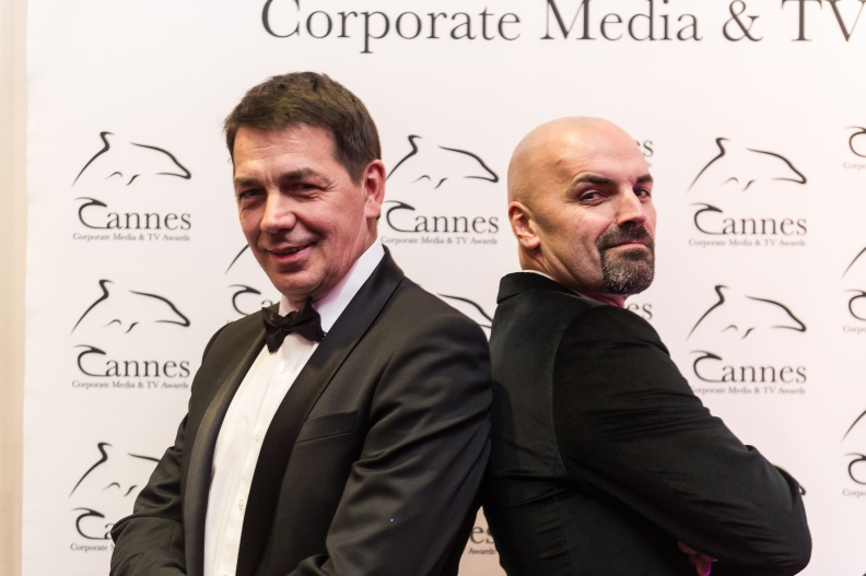 31 Cannes Corporate Media And TV Awards 15-10-2015 Photo by Benjamin MAXANT