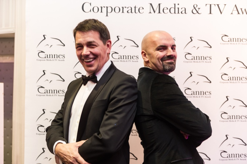 32 Cannes Corporate Media And TV Awards 15-10-2015 Photo by Benjamin MAXANT