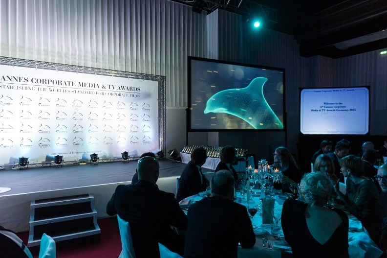 48 Cannes Corporate Media And TV Awards 15-10-2015 Photo by Benjamin MAXANT