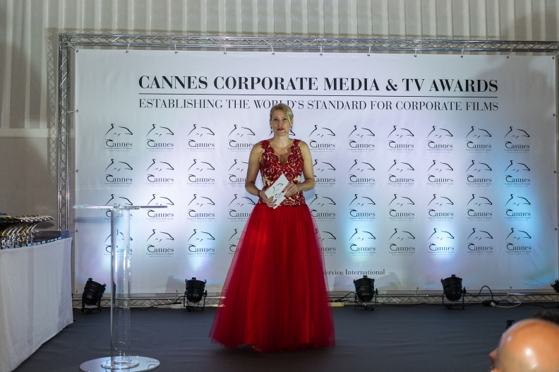 50 Cannes Corporate Media And TV Awards 15-10-2015 Photo by Benjamin MAXANT