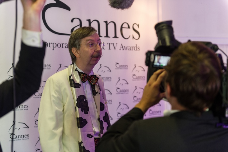 4 Cannes Corporate Media And TV Awards 15-10-2015 Photo by Benjamin MAXANT