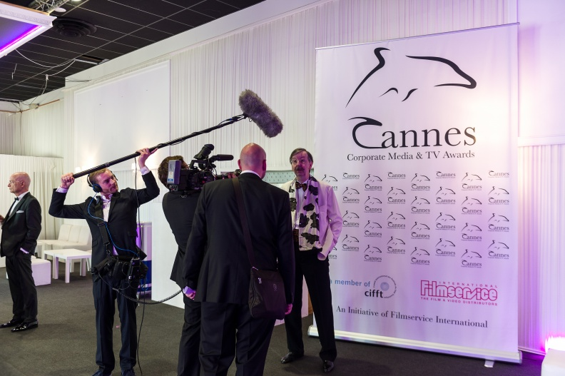 9 Cannes Corporate Media And TV Awards 15-10-2015 Photo by Benjamin MAXANT