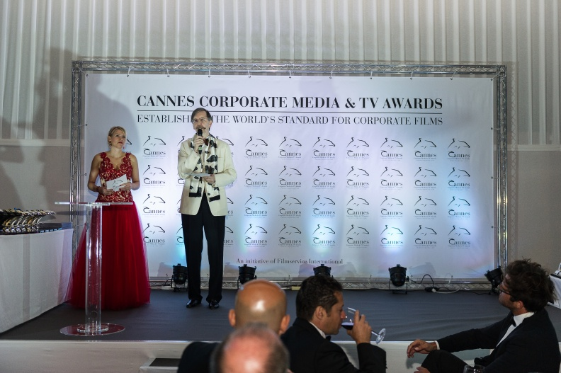 74 Cannes Corporate Media And TV Awards 15-10-2015 Photo by Benjamin MAXANT