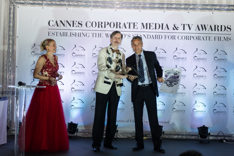 87 Cannes Corporate Media And TV Awards 15-10-2015 Photo by Benjamin MAXANT