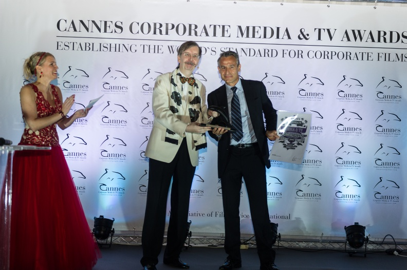 88 Cannes Corporate Media And TV Awards 15-10-2015 Photo by Benjamin MAXANT