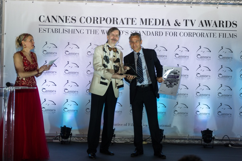 89 Cannes Corporate Media And TV Awards 15-10-2015 Photo by Benjamin MAXANT