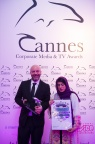 12 Cannes Corporate Media And TV Awards 15-10-2015 Photo by Benjamin MAXANT
