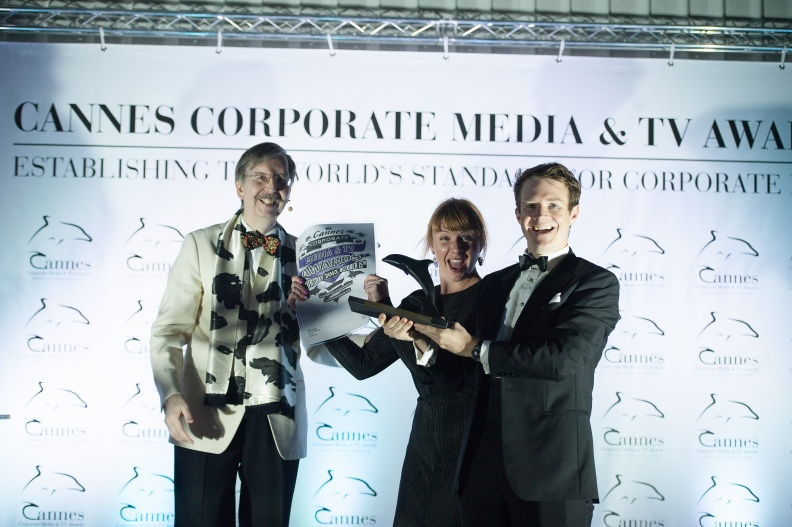 98 Cannes Corporate Media And TV Awards 15-10-2015 Photo by Benjamin MAXANT