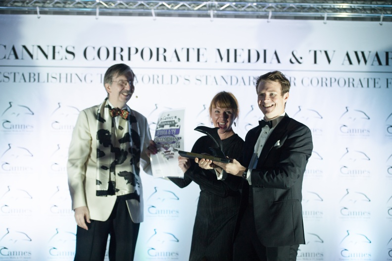 99 Cannes Corporate Media And TV Awards 15-10-2015 Photo by Benjamin MAXANT
