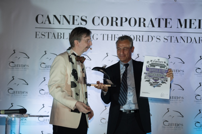 127 Cannes Corporate Media And TV Awards 15-10-2015 Photo by Benjamin MAXANT