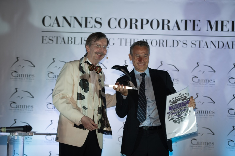 128 Cannes Corporate Media And TV Awards 15-10-2015 Photo by Benjamin MAXANT