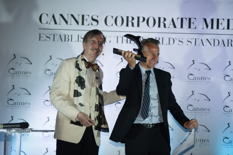 129 Cannes Corporate Media And TV Awards 15-10-2015 Photo by Benjamin MAXANT