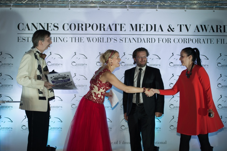 130 Cannes Corporate Media And TV Awards 15-10-2015 Photo by Benjamin MAXANT