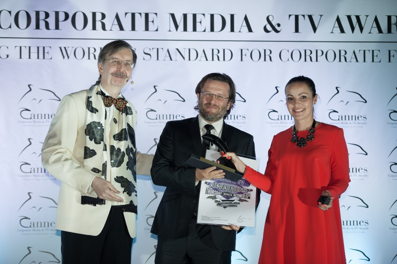 136 Cannes Corporate Media And TV Awards 15-10-2015 Photo by Benjamin MAXANT
