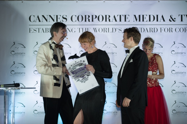 138 Cannes Corporate Media And TV Awards 15-10-2015 Photo by Benjamin MAXANT