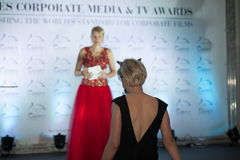144 Cannes Corporate Media And TV Awards 15-10-2015 Photo by Benjamin MAXANT