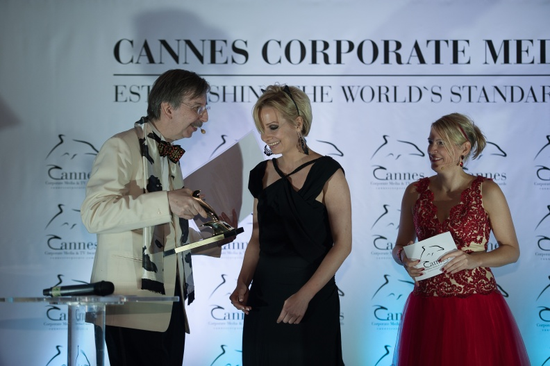 146 Cannes Corporate Media And TV Awards 15-10-2015 Photo by Benjamin MAXANT