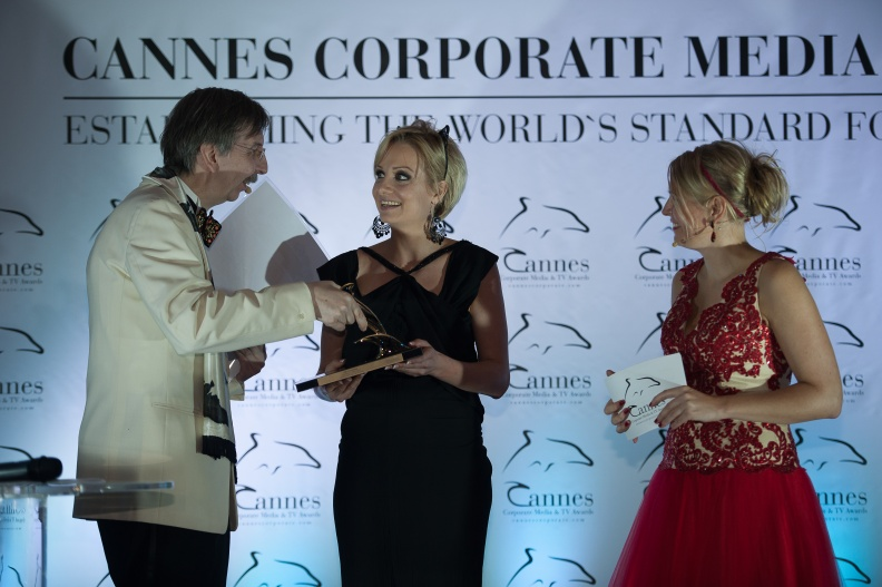 147 Cannes Corporate Media And TV Awards 15-10-2015 Photo by Benjamin MAXANT
