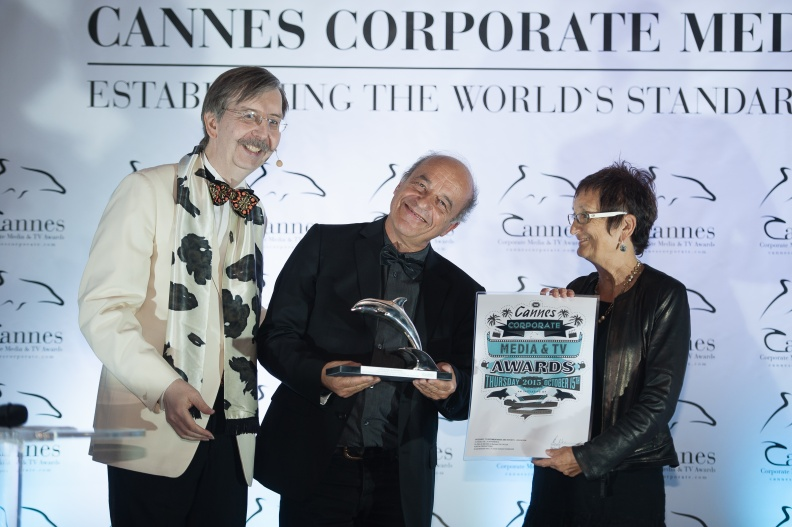 160 Cannes Corporate Media And TV Awards 15-10-2015 Photo by Benjamin MAXANT