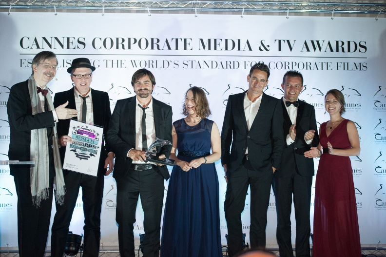218 Cannes Corporate Media And TV Awards 15-10-2015 Photo by Benjamin MAXANT