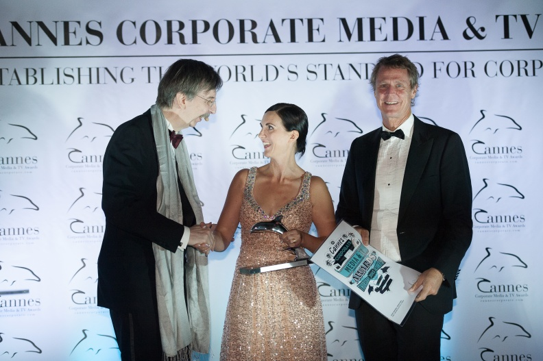 222 Cannes Corporate Media And TV Awards 15-10-2015 Photo by Benjamin MAXANT