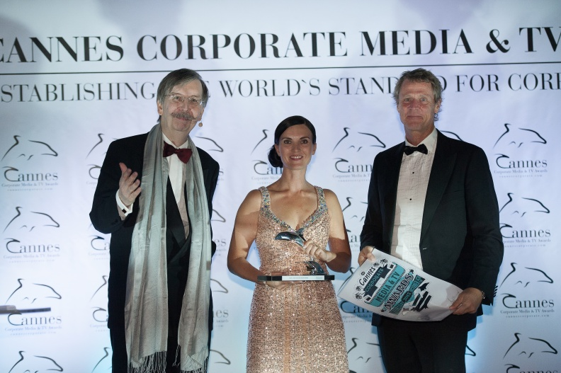 224 Cannes Corporate Media And TV Awards 15-10-2015 Photo by Benjamin MAXANT