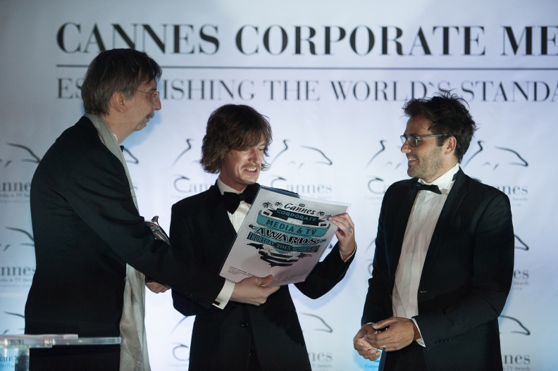 233 Cannes Corporate Media And TV Awards 15-10-2015 Photo by Benjamin MAXANT