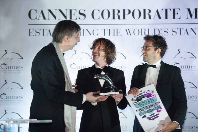234 Cannes Corporate Media And TV Awards 15-10-2015 Photo by Benjamin MAXANT