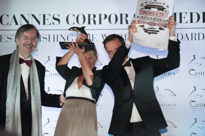 249 Cannes Corporate Media And TV Awards 15-10-2015 Photo by Benjamin MAXANT
