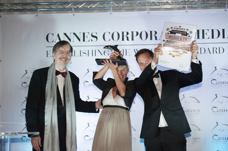 250 Cannes Corporate Media And TV Awards 15-10-2015 Photo by Benjamin MAXANT