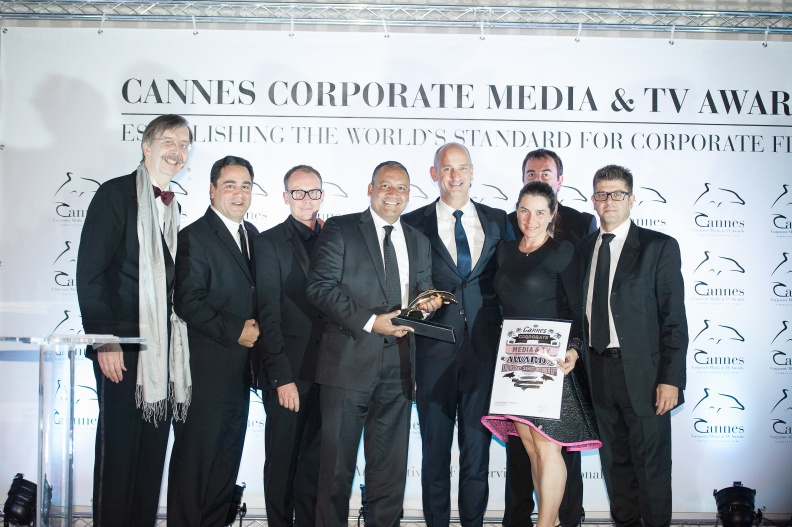 257 Cannes Corporate Media And TV Awards 15-10-2015 Photo by Benjamin MAXANT