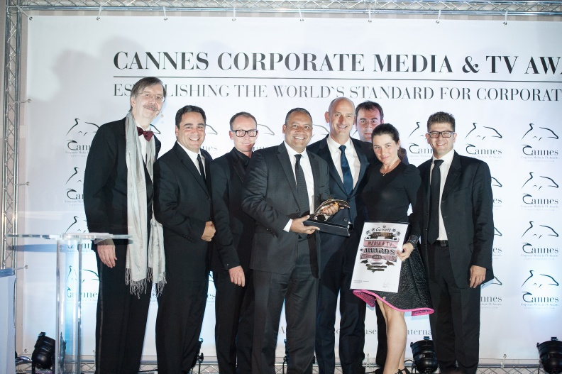 258 Cannes Corporate Media And TV Awards 15-10-2015 Photo by Benjamin MAXANT