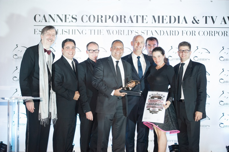 260 Cannes Corporate Media And TV Awards 15-10-2015 Photo by Benjamin MAXANT