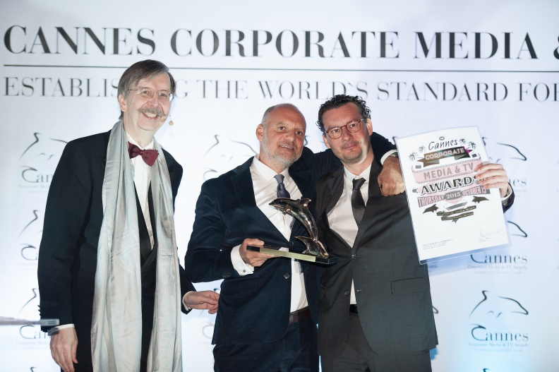 261 Cannes Corporate Media And TV Awards 15-10-2015 Photo by Benjamin MAXANT