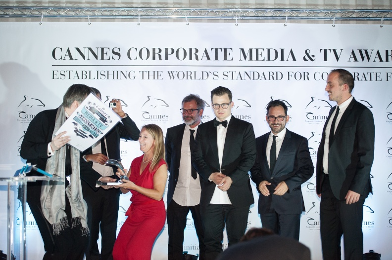 263 Cannes Corporate Media And TV Awards 15-10-2015 Photo by Benjamin MAXANT